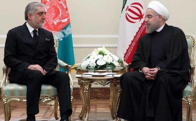 روحانی: خواهان امنیت، صلح و آرامش در افغانستان هستیم