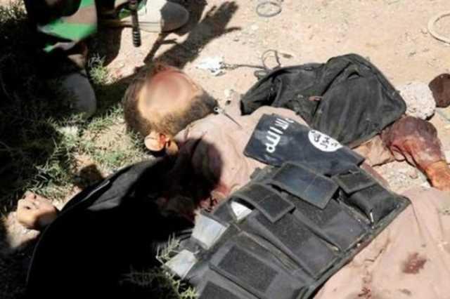 هلاکت ۸ داعشی در سامرا توسط حشد الشعبی