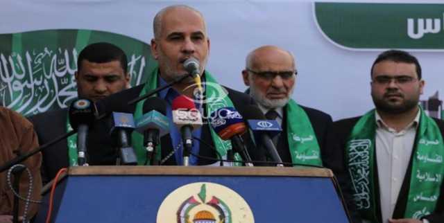 حماس: تمام ملت فلسطین، سلاح بهدست بگیرند