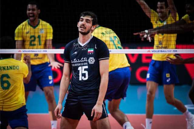 شکست تیم ملی ایران برابر برزیل/ نمایش پرنوسان شاگردان آلکنو