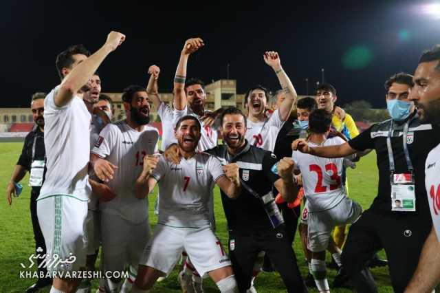 اعلام زمان بازیهای ایران در انتخابی جام جهانی/ ایران در گروه مرگ؟