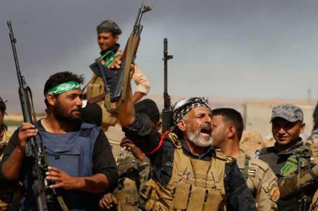 هلاکت قصاب داعش به دست حشدالشعبی