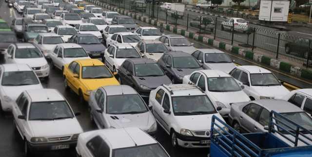 آخرین وضعیت ترافیکی پایتخت/ ترافیک سنگین در ۳ معبر بزرگراهی