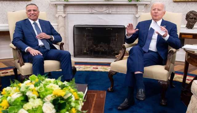اعتراض گروههای مقاومت به مذاکرات دولت الکاظمی با واشنگتن؛ آیا آمریکا واقعاً از عراق خارج میشود؟