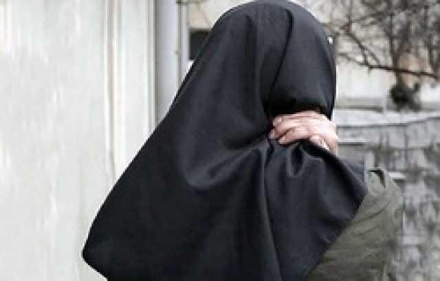 زن برهنه در هتل لاکچری تهران!