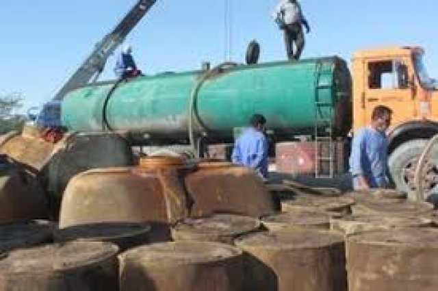 کشف حدود 300 هزار لیتر سوخت قاچاق در سیستان و بلوچستان