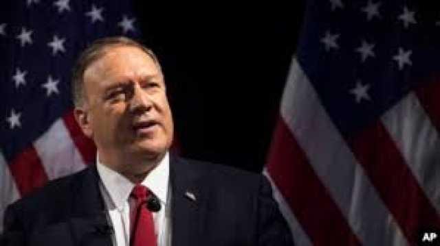 وزیر خارجه آمریکا: باید به مردم عراق و لبنان کمک کنیم تا از نفوذ ایران خلاص شوند