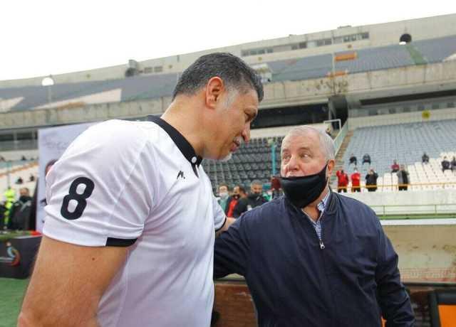 «پروین» و «دایی» نمایندگان ایران در تیم منتخب قاره آسیا