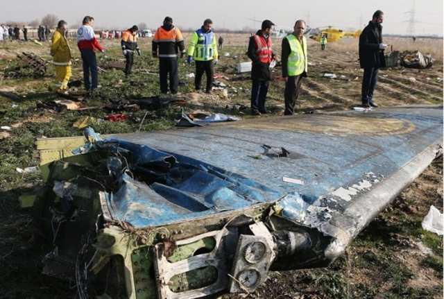 بیانیه روحانی درباره سقوط هواپیمای بویینگ اوکراینی