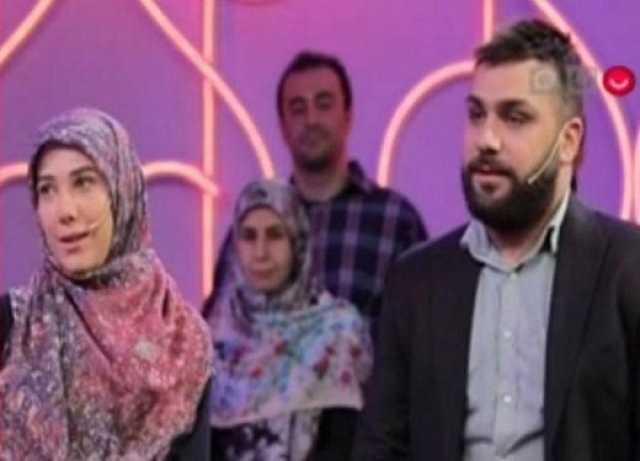 حضور یک زوج دیگر در تلویزیون حاشیهساز شد!