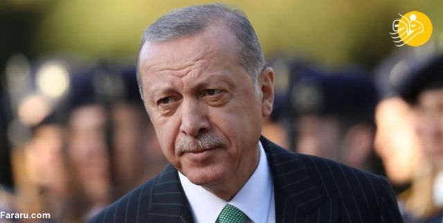 اردوغان: حدس میزنیم اعتراضات عراق به ایران کشیده شود