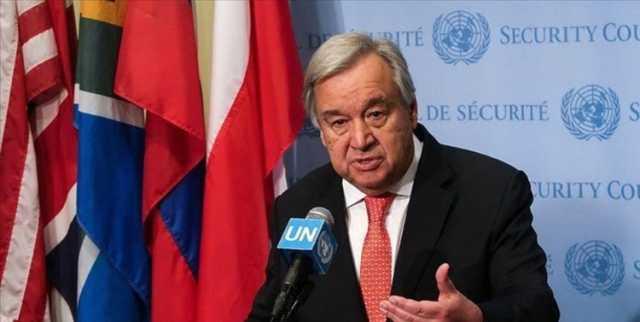 واکنش دبیرکل سازمان ملل به ناآرامیها در ایران