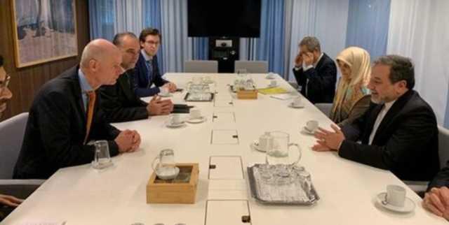 اظهارات مداخلهجویانه وزیر خارجه هلند در دیدار با هیأت ایرانی