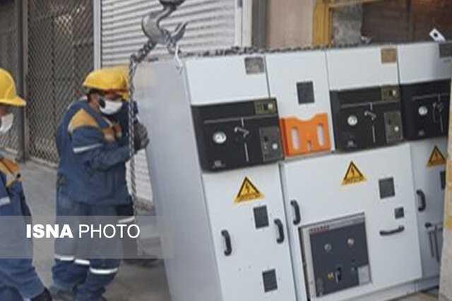 آغاز ساماندهی پستهای فرسوده برق در مرکز شیراز
