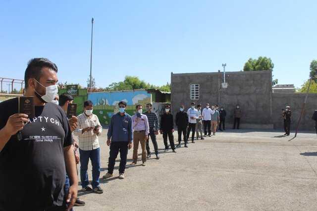 فرماندار سیرجان؛ ۲۵۸۶۹ سیرجانی تا ظهر امروز رای داده اند