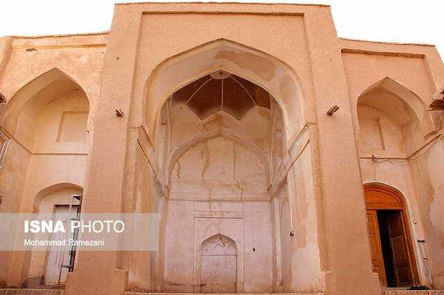 «مسجد جامع سنگان» تجسم تنازع بقا در معماری