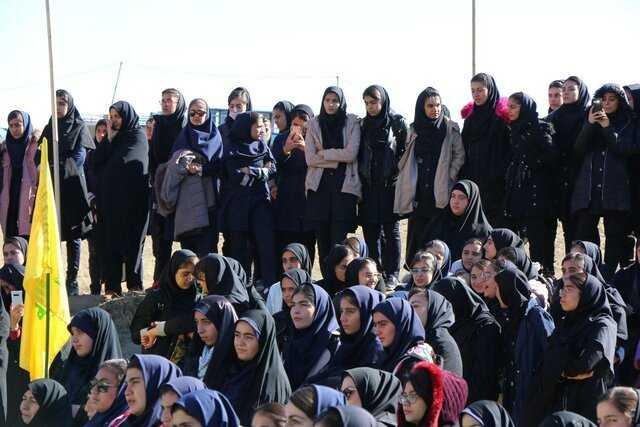 بازدید بیش از 1300 زائر راهیان نور از مناطق عملیاتی سلماس