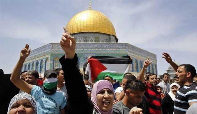 حمایت از مردم فلسطین تا آزادی قدس ادامه دارد