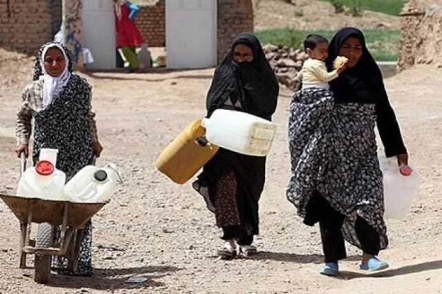 آب رسانی بنیاد برکت به ۵۵۰ روستای محروم