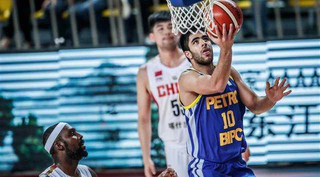 پتروشیمی به دومین بردش در بسکتبال باشگاههای آسیا رسید