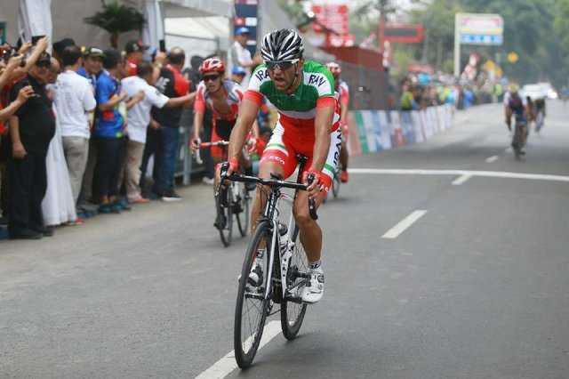 پیش بینی دوچرخه سوار ایران از نتیجه اش در المپیک توکیو
