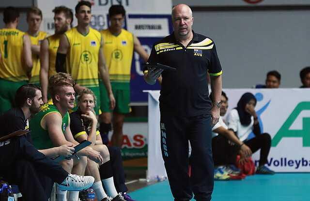 سرمربی تیم ملی والیبال استرالیا: از جو اردبیل شگفتزده شدیم