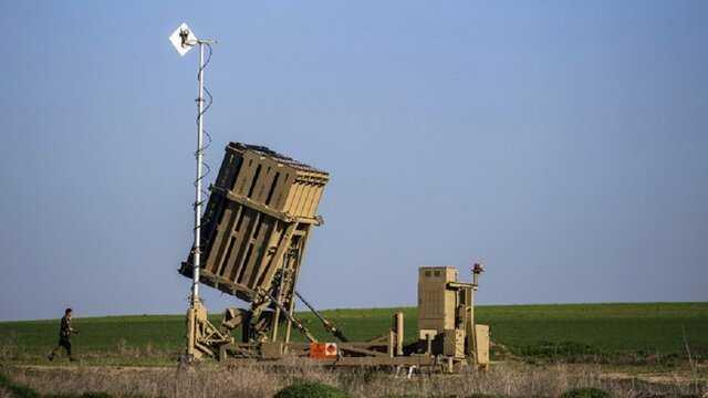 آمریکا بودجهای را به تجهیز انبار موشکهای گنبد آهنین اختصاص داد