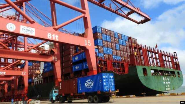 آمریکا وضع تعرفه بر برخی کالاهای چینی را به تأخیر میاندازد
