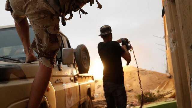 آلمان پاپیز نشستی بینالمللی درباره لیبی برگزار میکند