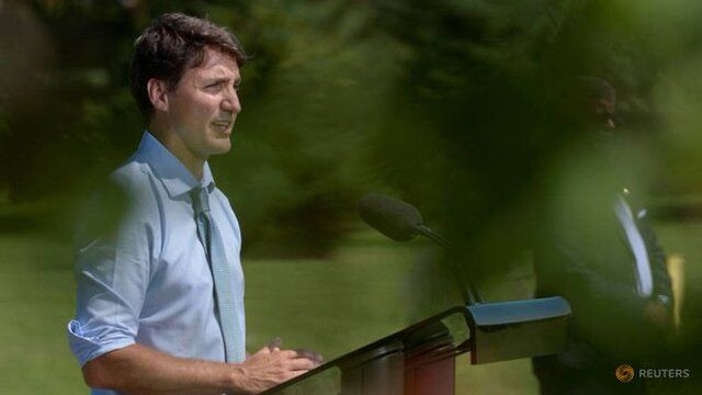ترودو پارلمان کانادا را منحل کرد و خواستار برگزاری انتخابات سراسری شد