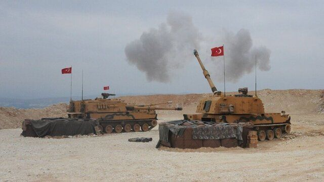 ترکیه متعهد به حفظ جان غیر نظامیان و نیروهای کشورهای همپیمان در سوریه شد