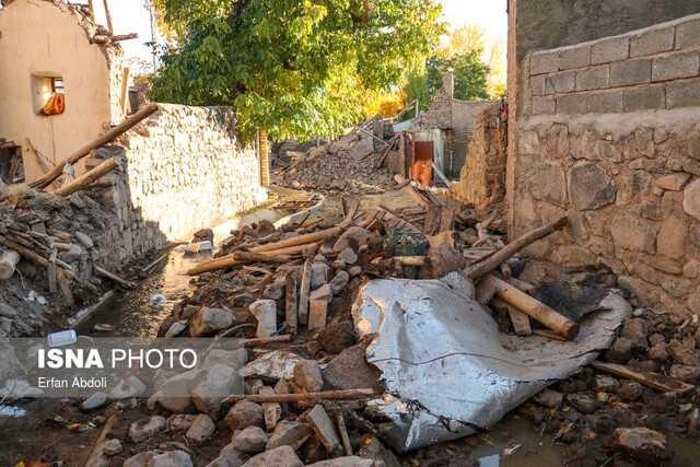 احشام زلزله زدگان سراب به اردوگاه کشاورزی منتقل میشوند