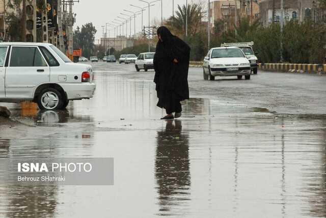 هشدار هواشناسی نسبت به رگبار و رعدوبرق در برخی استانهای کشور