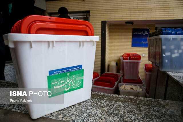 آرای بیماران کرونایی توسط شعب اخذ رأی سیار جمعآوری میشود