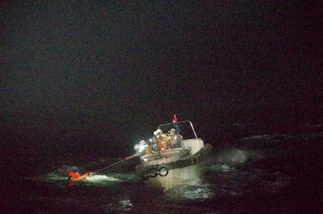غرق شدن قایق پناهجویان در نزدیکی جزایر قناری