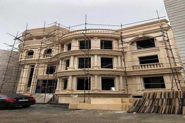 طراحی و اجرای ساخت ویلا و منزل
