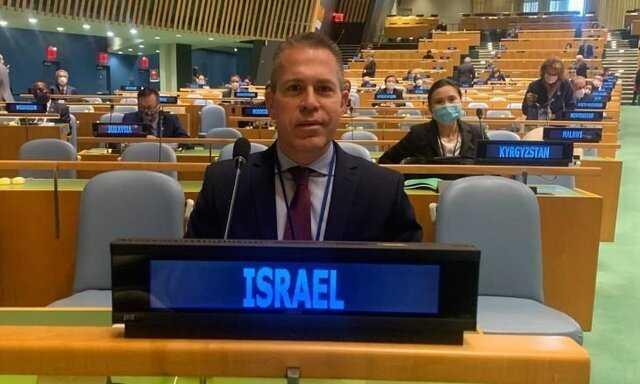 دیدار گوترش با سفیر رژیم صهیونیستی در سازمان ملل