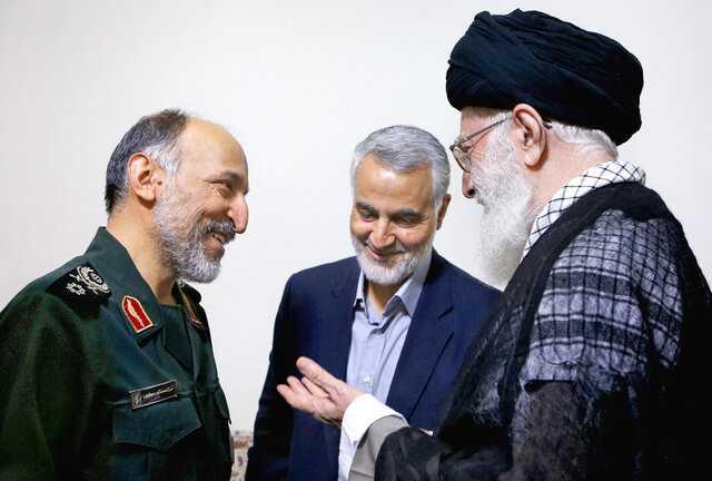 سردار حجازی عمر خود را صرف دفاع از اسلام و مستضعفان کرد