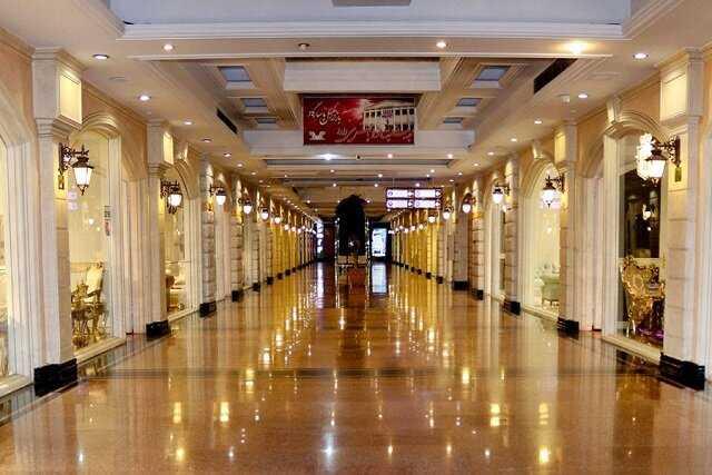 معرفی بزرگترین بازارهای مبل ایران
