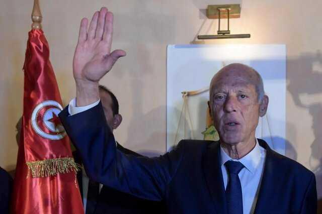 رئیس جمهور تونس در گفتگو با بلینکن: اقداماتم قانونی است
