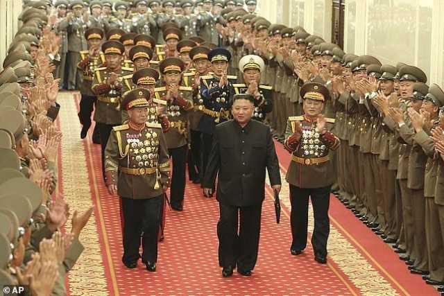 رهبر کره شمالی باز هم لاغرتر شده است