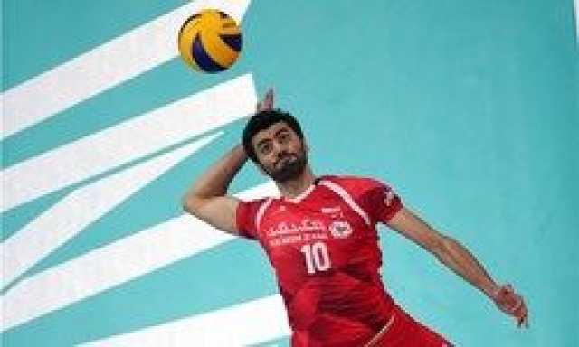 امتیازآورترین بازیکن ایران مقابل لهستان