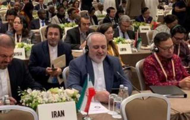 آغاز نشست وزرای عدم تعهد در باکو با حضور ظریف