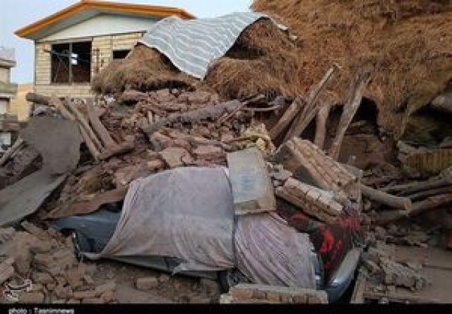 پس لرزهها نگرانی وقوع زلزلههای بزرگ را از بین میبرد