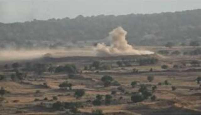 حمله رژیم صهیونیستی به جولان اشغالی سوریه
