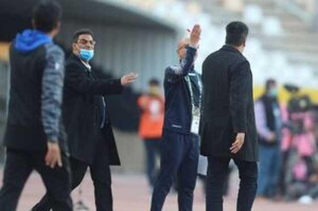 مدیر سپاهان: تنش های قبل از مسابقه از ما بود یا پرسپولیس؟/عقده جام نداریم