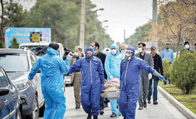 فوت ۴۰۸ نفر بر اثر کرونا در ۲۴ ساعت گذشته/ ۳۴۳۶ نفر بستری شدند