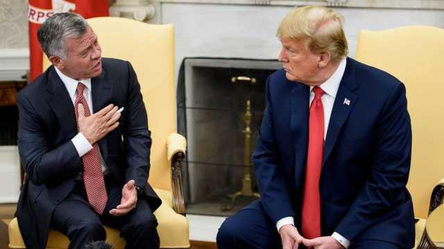 شکایت پادشاه اردن از ترامپ در مجلس سنا / ملک عبدالله: طرح صلح اعراب و اسرائیل یک معامله اقتصادی است نه معاهده صلح