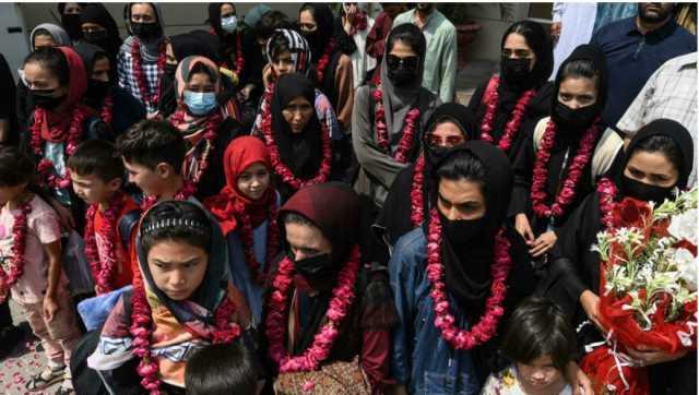 اعضای تیم فوتبال دختران افغانستان به پاکستان گریختند