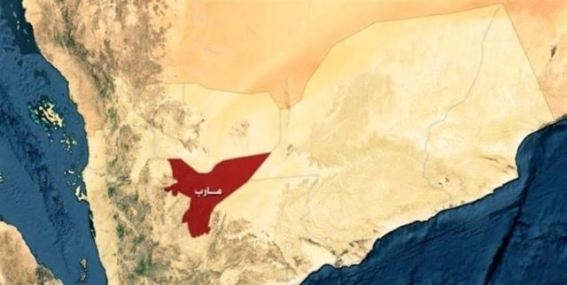 تشدید درگیری ارتش یمن و ائتلاف سعودی در مأرب
